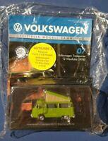 Volkswagen Deagostini offizielle Modell-Sammlung Nr.07 VW T2 Westfalia   Neu+OVP