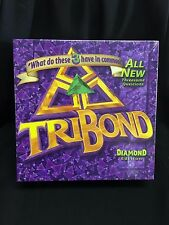 TriBond, Diamond Edition Threesome Question Board Game, NEW SEALED, 1998