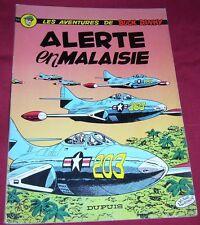 LES AVENTURES DE BUCK DANNY - ALERTE EN MALAISIE - Ref 00180