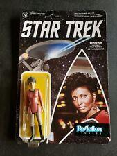 Star Trek Uhura ReAction 3 3/4-Inch Retro Action Figure