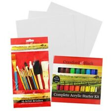 New Acrylic Paints Set for Artists Kids Adults Beginners Professionals