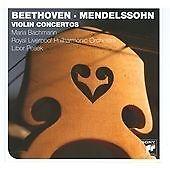 Beethoven, Mendelssohn: Violin Concertos (2010) free UK delivery