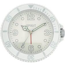 Spirit Funky White Alarm Clock Ideal For Kids