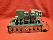 Altec Lansing Peerless Western Electric A-324-A 6L6 Tube Amplifier