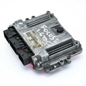 ECU Engine Control Unit Module Ford FOCUS Mk 2 2004-2012 6M51-12A650-NA Bosch
