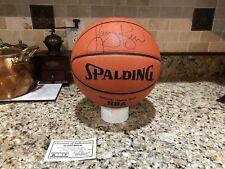 Official Spalding NBA Game Ball Leather Basketball Larry Bird Celtics
