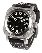 ✅ LUM-TEC DIVER G1 VINTAGE NEW + GIFT MENS WATCH AUTHORIZED DEALER FREE SHIPPING