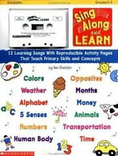 Sing Along and Learn (Grades K-2)