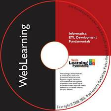 Informatica 9.6.x: Data Integration and ETL Essentials Self-Study Training Guide