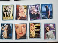 Limited Edition Insert Card #5 1993 Marylin Monroe Private Collection Trading Card