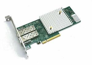 Brocade 18602 80-1006560-03 16GB DualPort SFP HBA PCI-E Network Card HighProfile