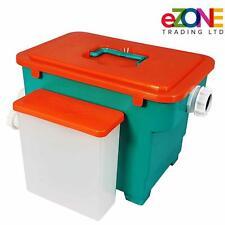 More details for plastic grease fat oil trap 31 litre interceptor under sink takeaway restaurant
