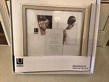"""Umbra Wedding Album 160 4 X 6""""/ 10 X 15 Cm New In Box"""