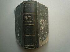 1875 NOUVELLE FLORE FRANCAISE DE GILLET ET MAGNE CHEZ GARNIER ILLUSTRATIONS NB