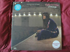 "MELANIE ""Leftover Wine"" 1970 Live Radio Station DJ Promo Buddah Records LP EX"