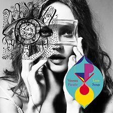 VANESSA PARADIS LOVE SONGS LIMITED 22-TRACK CD DELUXE EDITION  2 BONUS TRACKS