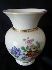 Sehr dekorative Porzellan Vase von Günthersfeld Thüringen