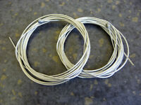 PAIR OF CYCLE BIKE UNIVERSAL GEAR WIRES INNER CABLES