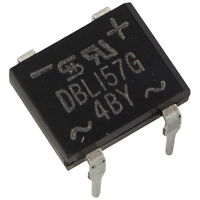 10 TAIWAN DBL157G Brückengleichrichter DIP 1,5A 700V 1000V Gleichrichter 856854