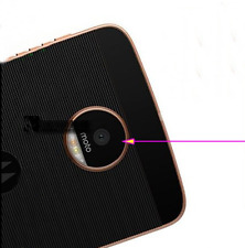 For Motorola moto Z / Z Play / Z Replacement parts Glass Camera Bezel Lens Cover
