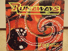 RUNAWAYS UK - PROGRESS (CD)  2000!!  RARE!!!  MASTA ACE + J-ZONE + IRISCIENCE!!!