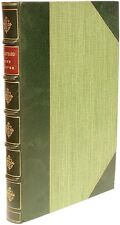 Duff Cooper - Talleyrand - 1952 - in a FINE LEATHER BINDING!