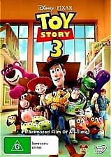 Disney-PIXAR TOY STORY 3 New Dvd TOM HANKS ***
