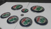 Kit completo loghi Nuovi Giulia 2016 Alfa Romeo Giulietta 159 CONSEGNA 48 ORE