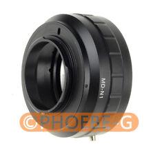 DSLRKIT Minolta MD MC Lens to Nikon V1 J1 1 Mount Adapter. Best