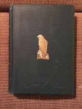 The Orinthology Of Illinois Volume 2 By Ridgway 1895 Bird SCIENTIFIC PLATES Book