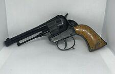 PISTOLA giocattolo PECOS BILL 12 MONDIAL revolver WEST tex zagor 6 anni '50 '60