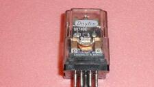 NEW Dayton 3X740E Electromechanical Relay 240VAC 10A 3PDT (34.79x34.79x57.2)mm