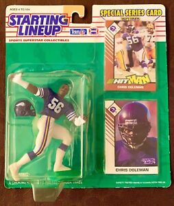 1993 NFL Starting Lineup,  Chris Doleman, Minnesota Vikings