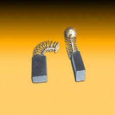 2x Kohlebürsten Motorkohlen 5x8x15mm für Bosch 1121050.5 1121053.2 UBH 2//20 RLE