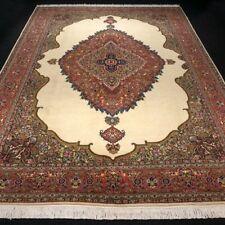 Türkischer Orient Teppich 348 x 255 cm Ladik Braun Beige Carpet Tappeto Alfombra