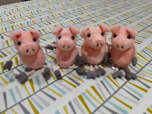 Pig finger Puppets X 5. The Puppet Company