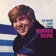 NORMIE ROWE So Much Love CD - NEW Remastered Digipak with Bonus Tracks