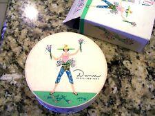 Danita powder by Dana, original box and powder puff