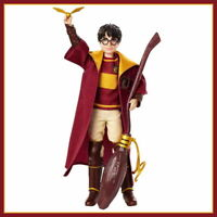 Wizarding World Harry Potter Quidditch 10-Inch Action Figure
