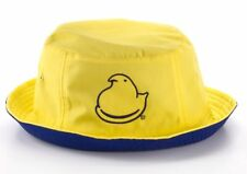 PEEPS Chick Logo Bucket Hat  - NWT Easter Reversible Mens Womens Adult Just Born