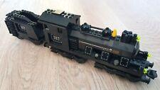 LEGO 10205 My Own Train Zug 317 Lok Locomotive / Tender Dampflock Eisenbahn 3740