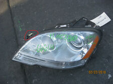 MERCEDES ML350 ML550 A164 LEFT XENON HEADLIGHT LAMP OEM USED 09-10-11 66614
