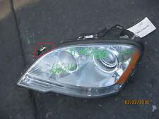 MERCEDES ML350 ML550 A164 LEFT XENON HEADLIGHT LAMP OEM USED 09-10-11 66614