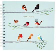 Matt Sewell Garden Song Birds Organiser Album Note Book Spiral Bound Ruled GJ509