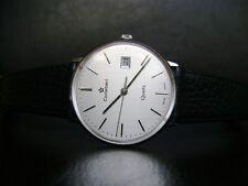 Cortebert Quartz vintage swiss made wristwatch