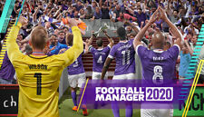 Football Manager 2020 Steam Game Key (PC/MAC) - UK/Europe ONLY