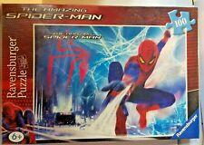 "Ravensburger Puzzle The Amazing Spider-Man 100 Pieces 19.5"" x 14.25"""