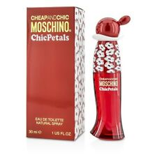 Moschino Cheap & Chic Chic Petals EDT Eau De Toilette Spray 30ml Womens Perfume