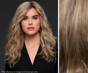 Imperfect Jon Renau Angie Wig - Hand Tied - 100% Human Hair - Color 24BT18S8
