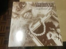 "MADONNA SPANISH 12"" MAXI SPAIN SIRE 85 - MATERIAL GIRL - SYNTH POP"